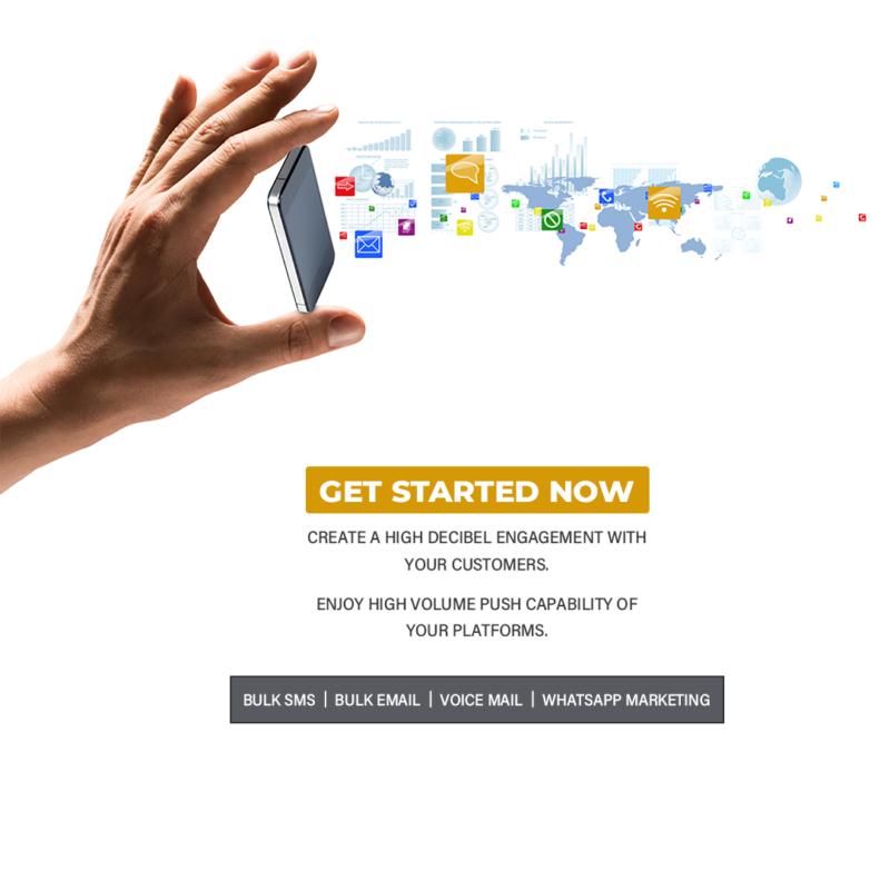 Bulk SMS Services for E-commerce