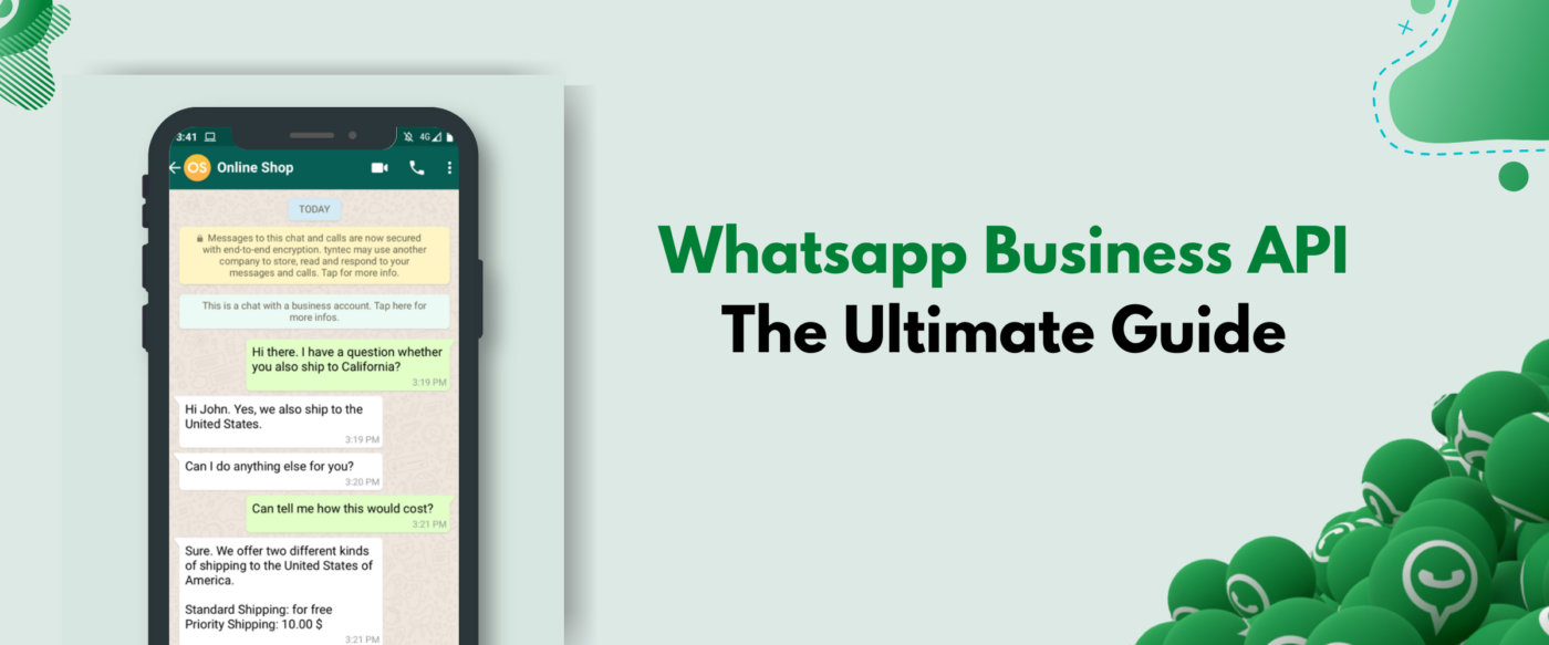 WhatsApp Business API Guide